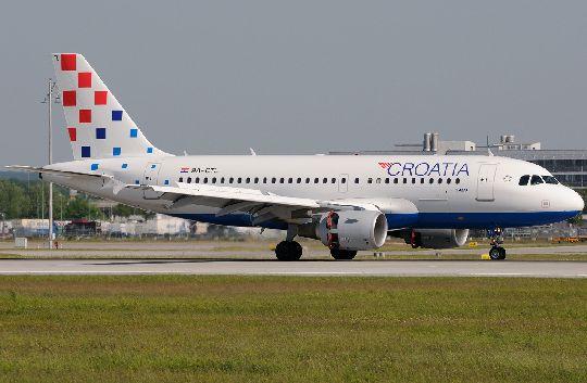Хорватия связана воздушным сообщением с разными уголками мира
