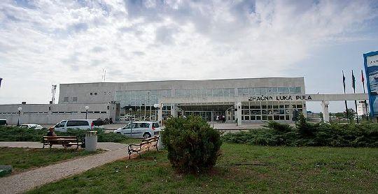 ''Zračna luka Pula''