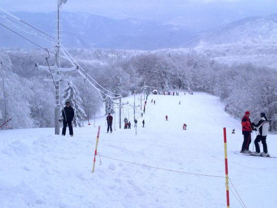 ''Челимбаша'' - курорт без изысков, но с хорошими условиями для катания