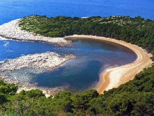 Млет - один из старейших национальных парков Хорватии