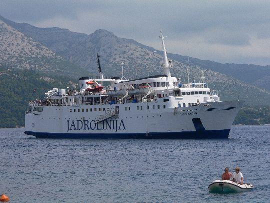 ''Jadrolinija'' - крупнейший морской перевозчик Хорватии