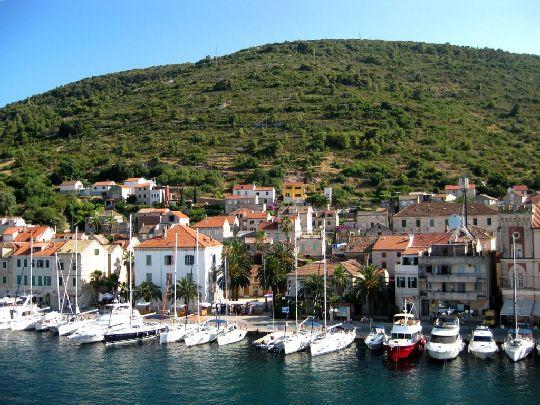 Хорватия является счастливой обладательницей множества великолепных курортов
