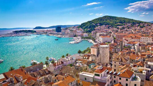 Что посмотреть и чем заняться в Сплите? Все о достопримечательностях Сплита, Хорватия