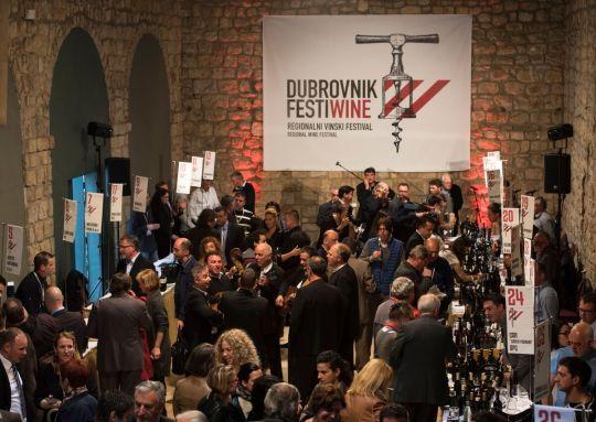 Фестиваль вина и джаза в Дубровнике