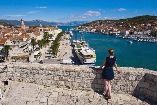 Хорватия оказалась на 6-м месте в Европе по турпотоку